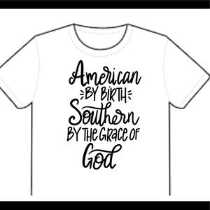 Graphic T-shirt southern pride